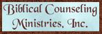 Biblical Framework Counseling